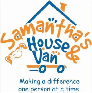 Samantha's House & Van new logo